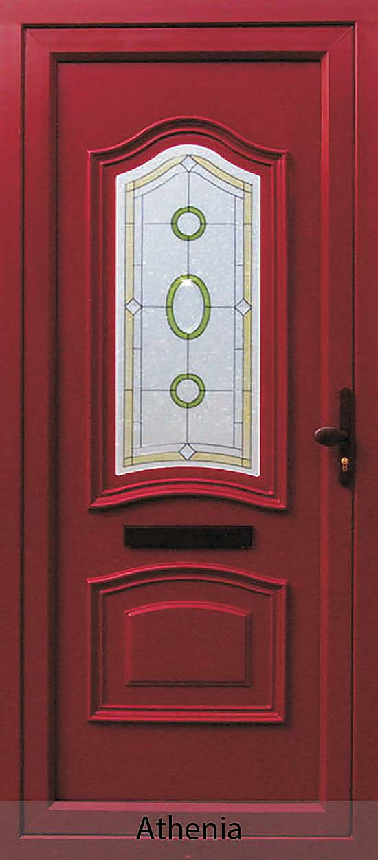 Pvc Front Door Options From Kit Fab Supplies See The Renaissance Range