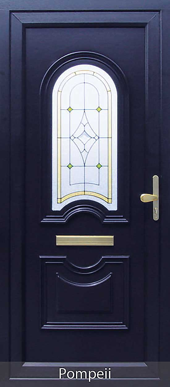 Pvc Front Door Options From Kit Fab Supplies See The